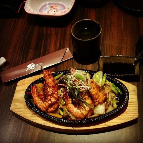 Seafood teppanyaki! Sushi Exotic Kuriya