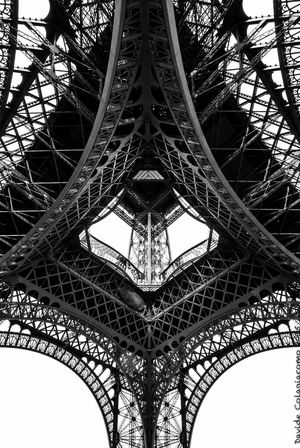 The Iron Sucker Iron Sucker Tour Eiffel Architecture Architecture_collection Architecture_bw Architectural Detail Architectureporn Amazing Architecture EyeEm Best Shots - Architecture Blackandwhite Black And White