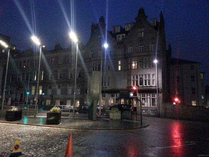 Today In... Aberdeen, bis Freitsg