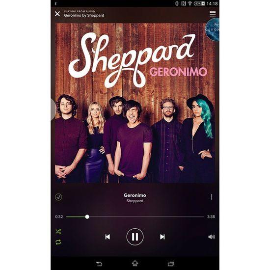 Sheppard Gerónimo Music Song art