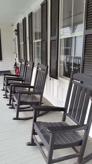 Hilton Head Island Porch Rocking Chair