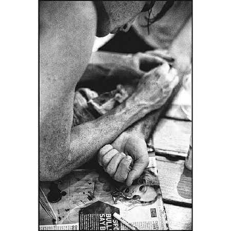 Kirin Tattooing Glen on Porn, 2009/14 @kirin_j_callinan Tattoo Film Kodak Tmax nikon nofilter mcleanstephenson