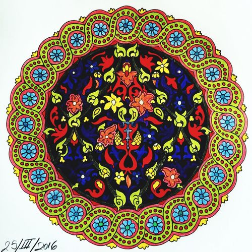 Enjoying Life Hello World Drawing Draw Happiness Relaxing Mandala Art Mandala Coloreando Peaceful Gratitude ❤ Having Fun