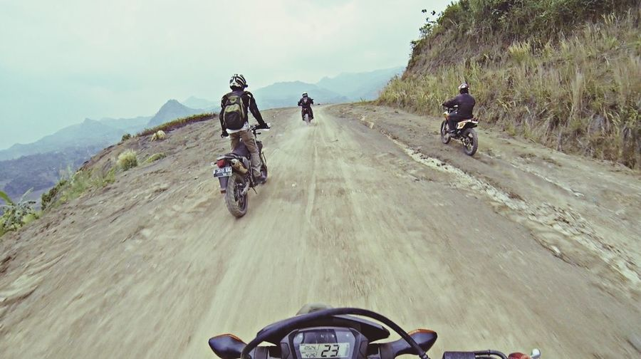 Hanging Out Hello World Enjoying Life Supermoto Motorcycles Mountains Riding Gopro Gopro Hero3 Honda Crf250m