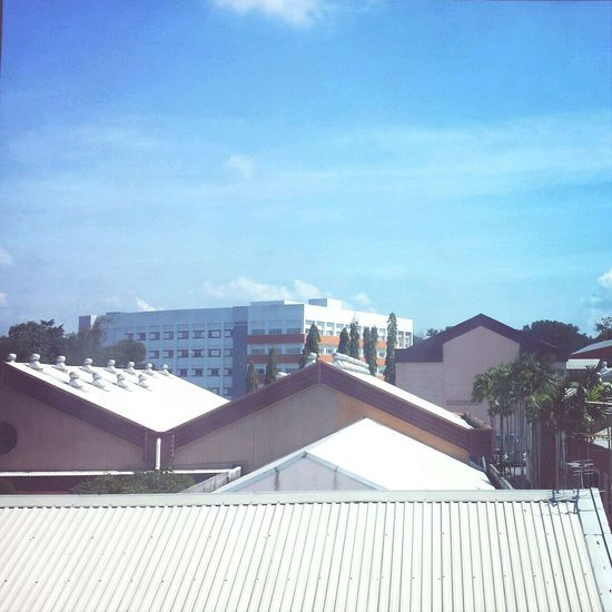 Its a beautiful day at UniKL MFI Bangi Malaysia
