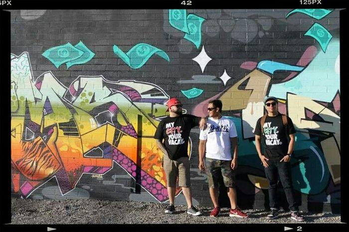 DANRV Street Art Vegas