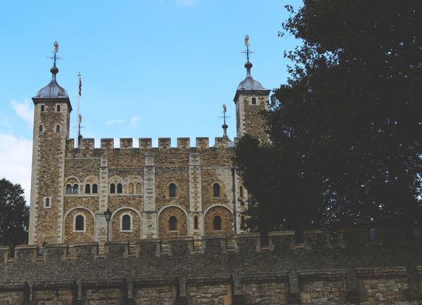 Architecture Building Exterior Built Structure Day London No People Outdoors Sightseeing Sky Tower Tower Of London Travel Destinations Uk