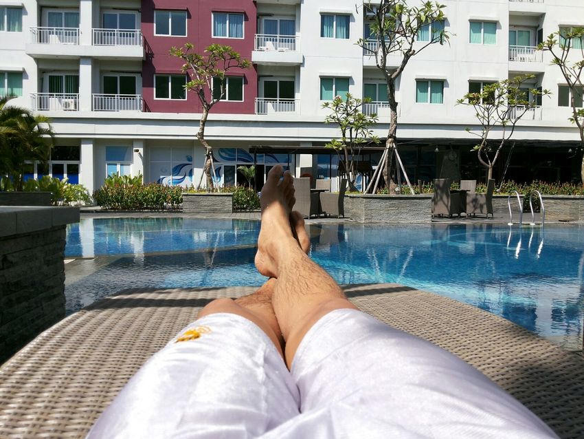 morning swimm Fromwhereisit Relaxing