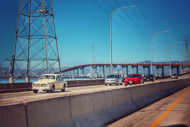 California California Coast California Love Bridge Bridgeview City City Life Cityscape Architecture Built_Structure Sky Day Street Summer Summer Memories 🌄 Car Transportation Let's Go. Together.