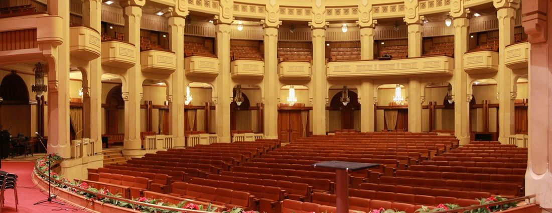 concert hall Architectural Column Architecture Arts Culture And Entertainment Auditorium Balcony Built Structure Business Finance And Industry Concert Hall  Government Indoors  Luxury No People Seat Stage Theater