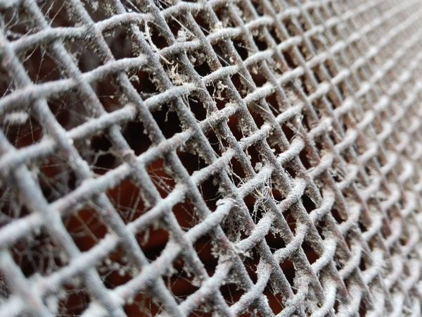 Surface Texture Pattern Lines Square Rust Old Abstract Iron Rusty Background Vintage Dusty Mesh Grid