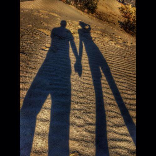 Shadows Love Sand Dunes