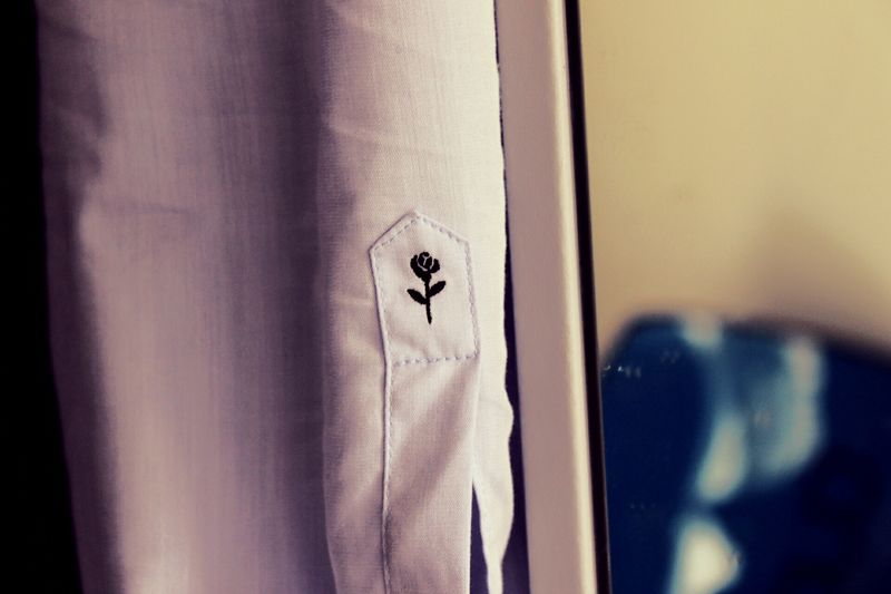 Black Rose Business Close-up Hemd Mirror No People Roses Shirt Suit First Eyeem Photo