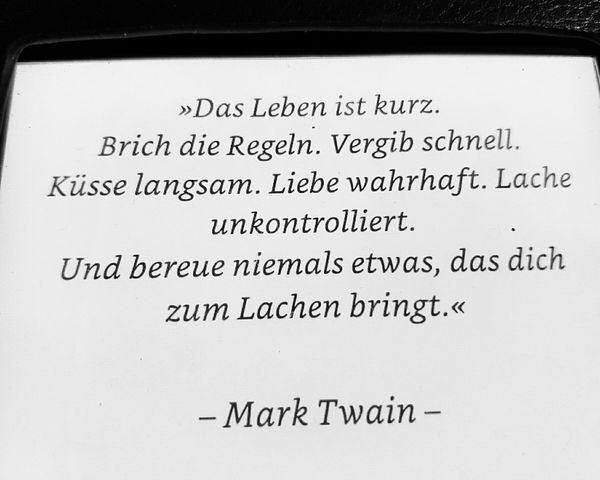 Marktwain Lifegoals Truewords Germanwords Text Lebensziel Lebensweisheit Wahre Worte