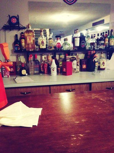 Home Bar Nigggaaaa