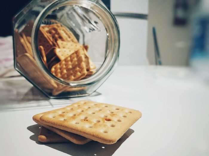 Crackers Coffe