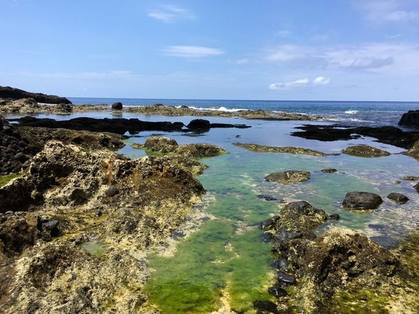 Water Coastline Clean Summertime Peace And Quiet Love New Life Togetherness Greenisland Bluesky Pacific Ocean Islandlife Beach Taiwan Taitung,taiwan Nature Pure Samesexmarriage Bluewater