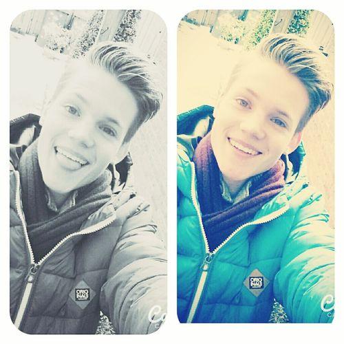 Snow selfie ❄