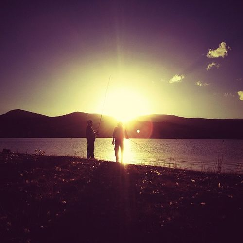 Sunset fishing. #roadtrip Roadtrip Lachlanpayneawesomeamazingphotosbestinstagramereverfollowmenow Payneroadtrip