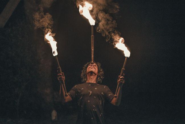 fire Juggling Firejuggling Nikonphotography EyeEm Selects Circus Entertainment Tent Dreamcatcher