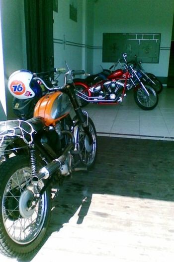 BSA Classic Motorcycles Birmingham Small Arm Bsa B40 Scrambler Hello World