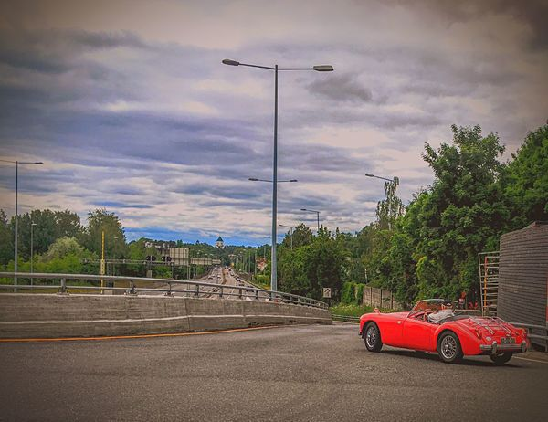 'Cool CAR Tiny, Big Guy Driving' FullThrottle Check This Out Taking Photos Summer2016✨ Car Streetphotography Hiking Adventures Sunmer In The City Urbex Hanging Out KariJosefiné✨ Oslo, Norway