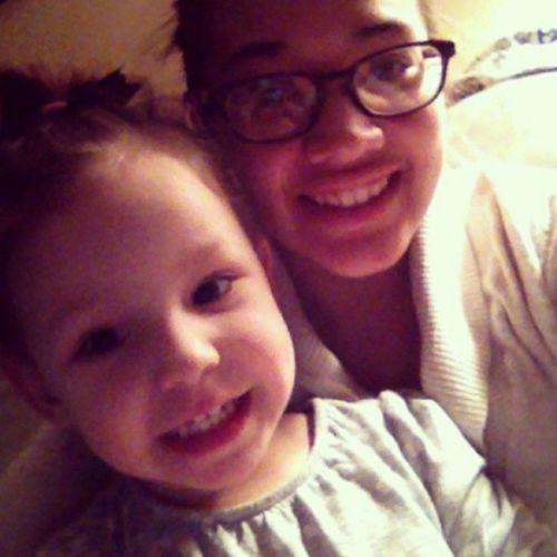 My sister & my daughter. AuntLisa Kamryn