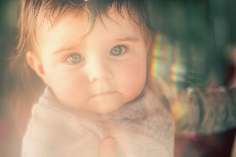 arty baby portrait Refractions In Light Refraction Portrait Child Baby Young Looking At Camera Childhood Capture Tomorrow Cute Innocence Babyhood Real People One Person Headshot Close-up Front View Toddler  Human Face The Portraitist - 2019 EyeEm Awards