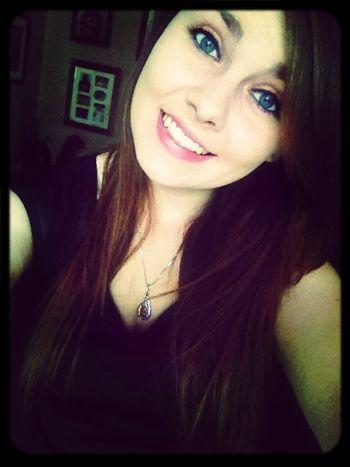 Smile Blue Eyes #JustMe That's Me
