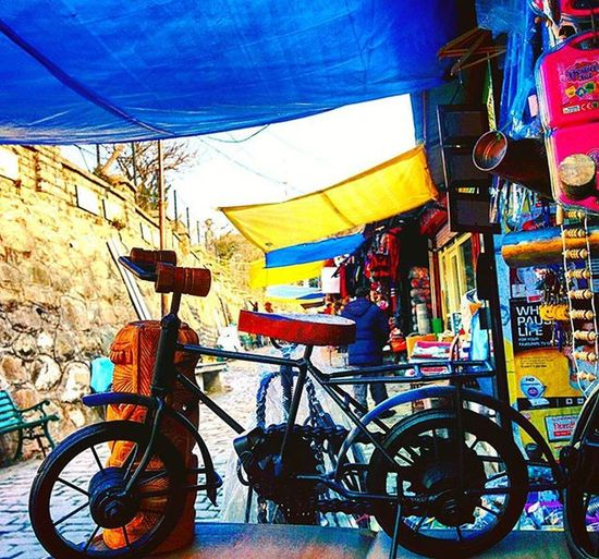 Kasauli Market The Beautiful View Awesome Food Gagans_photography