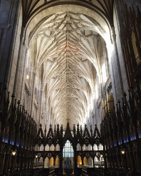 Winchester Winchester Cathedral Architecture Archidaily Archilovers Architecture