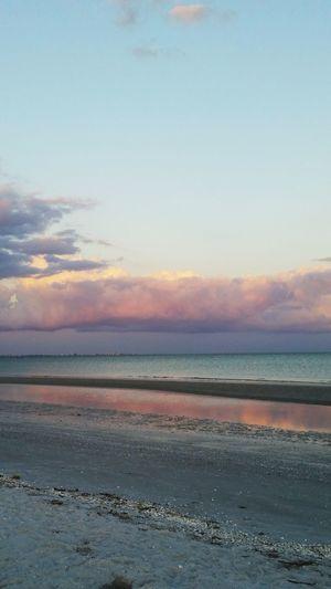 Reflect like an ocean