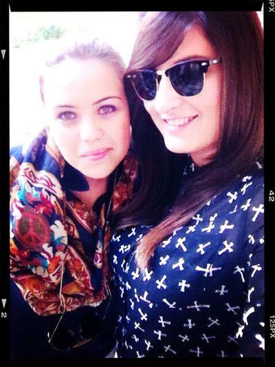 Sunglasses Friends Blondeandbrunette Selfie