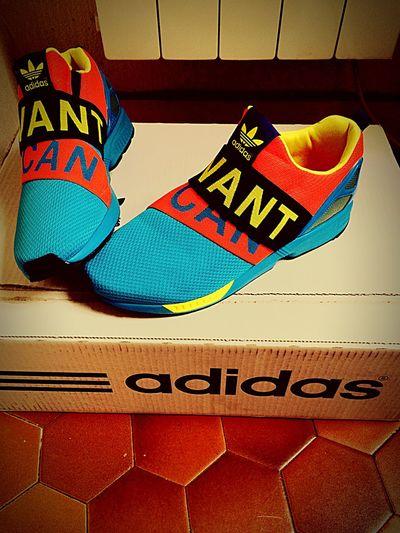 Adidas Zxflux ca fait plaisir!