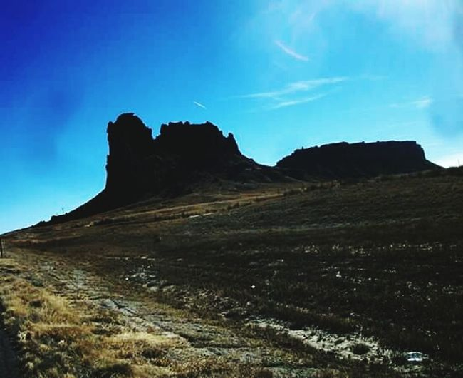 Landscape Rock Formation Extreme Terrain Dramatic Sky Rock - Object Geology Desert Nature Beauty In Nature No People Grass