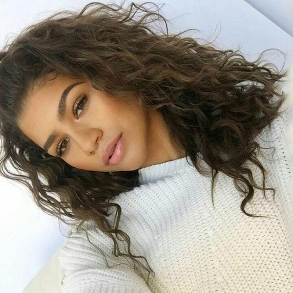 Zendaya Coleman Zendaya Mixed Girl Biracial Model Singer  Actress Gorgeous Aesthetics Makeup Eyebrows On Fleek Curly Hair Hairstyle Curlyhair Selfie✌ Selfie ✌ Fashion Natrualbeauty Natrual Beauty