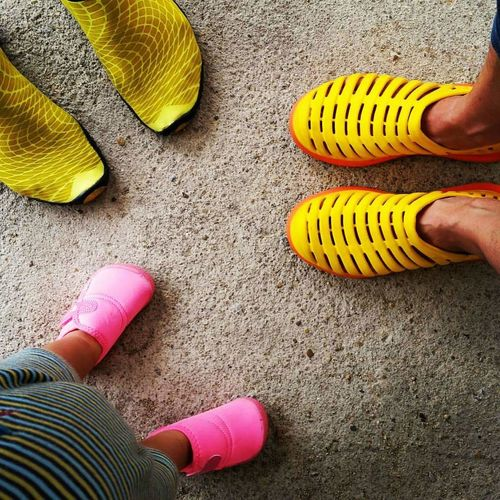 Colorful shoes family. Metaphotography Warmth Family❤ Instagramer LifeIsTooShort Love ♥ Your Daughter Was Here Enjoyeverymoment Creative Living