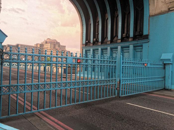 Access Closed Architecture City Draw Bridge London Tower Bridge No People Travel Destinations Lost In London