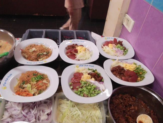 อาหารจานเดียว พร้อมเสริฟ ง่ายๆแต่อร่อย EyeEm Selects Variation Plate Close-up Food And Drink