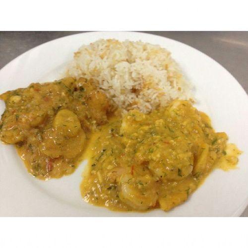 ENCOCADOdePescadoyCamarón Gastronomía ComidaTípicaEcuatoriana Foodporn ? ?