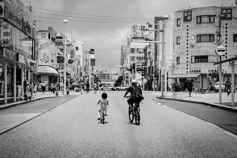 Hanging Out Black And White Enjoying Life Black & White Street A6000 Sony Oki OKINAWA, JAPAN Okinawa Japan People Girl Kokusai Street Love Natural Light Bike Downtown Moments Showcase June