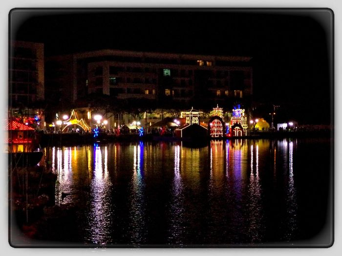 The lights of other side River Riverside River View Sony Dsc-w710 The Great Outdoors - 2018 EyeEm Awards
