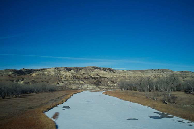 2-5-16 Coastline Composition Copy Space Desert Geology Landscape Majestic MidWest Mountain Non-urban Scene North Dakota Outdoors Perspective Physical Geography Remote Rock Formation Sand Scenics Sea Tranquil Scene Tranquility Western North Dakota