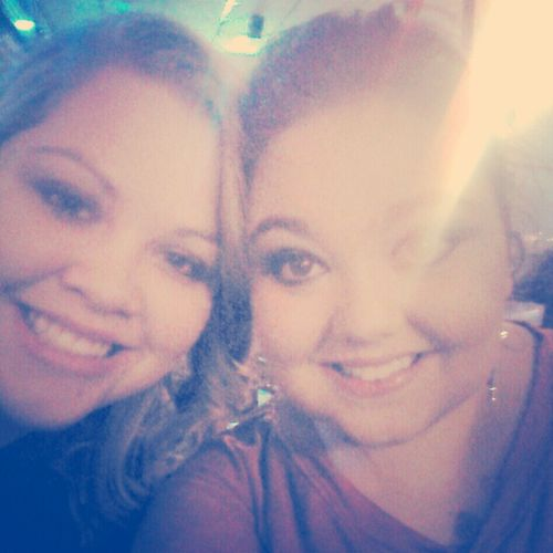 Me & Meagan!