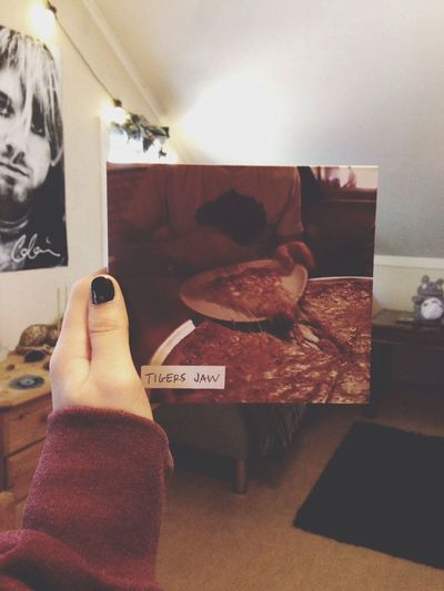 got this as a late birthday gift, wow Tigers Jaw Love Music