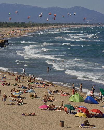 Beach Playa Sant Marti D'Empuries Costa Brava