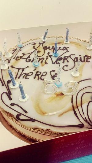 Joyeuxanniversairemaman 🎂 HappyBirthday ☺