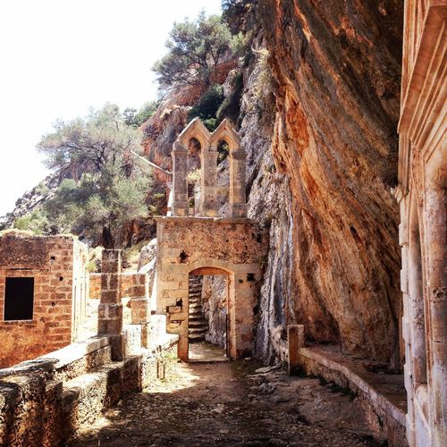 Abbey Colors Abandonedplaces Abandones Archaeology Arches History No People Old Ruin Rocks Travel