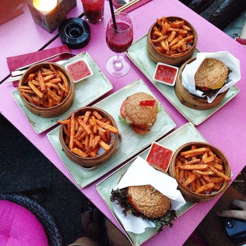 Food Porn Awards we like sweet potato fries and we cannot lie.