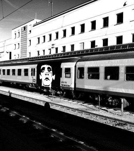 Public Transportation Streetphotography Traveling Train Graffiti Blackandwhite Loureed Shades Of Grey Capture The Moment B&w Street Photography My Commute Monochrome Photography Art Is Everywhere Black And White Friday